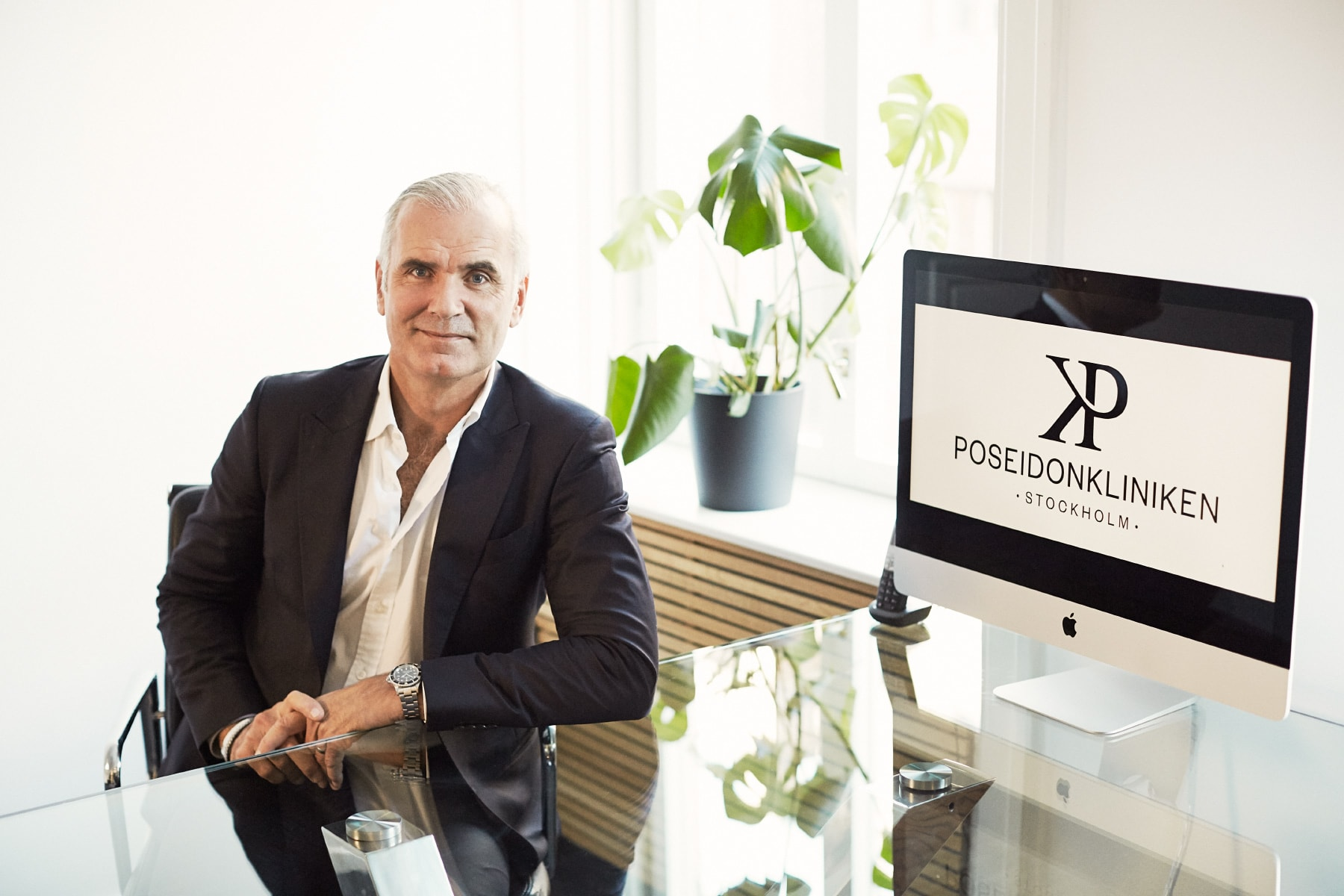 Gustaf Bodin - Hårtransplantation | Poseidonkliniken Stockholm